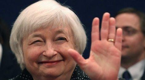 Yellen: FOMC'de çoğunluk bu yıl faiz artırımından yana