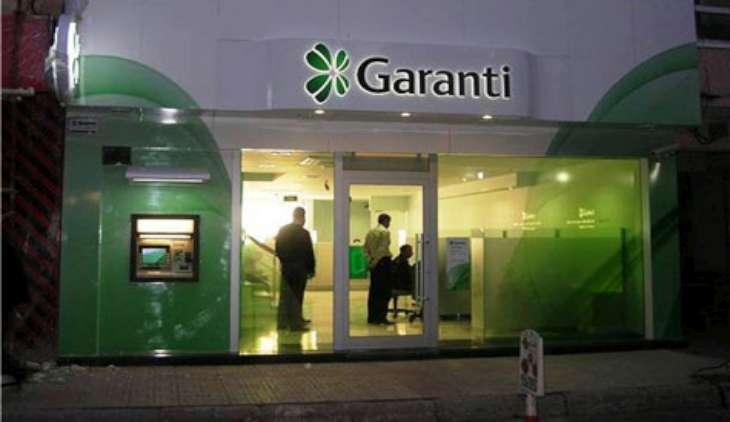 Garanti Bankası'nın 2017 hedefleri: %11 kredi artışı, %19 özkaynak kârlılığı