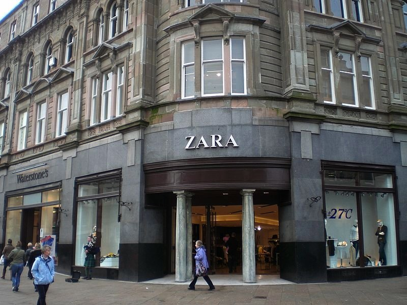 Zara'nın sahibi daralıyor…
