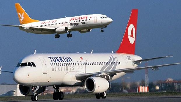 Pandemi havayolu şirketlerini vurdu; Bloomberg: 'Türk şirketleri, devletten 20 milyar lira kredi yardımı istedi'