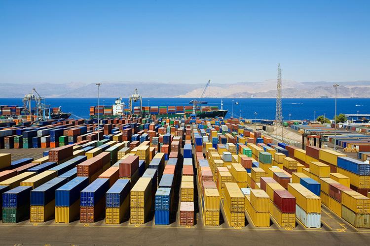 Amerikan ticaret açığı son 8 ayın en düşük seviyesine geriledi
