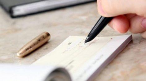 Çetin Ünsalan Yazdı: 'Karşılıksız çeke 50 bin TL talebi'