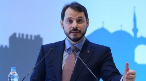 Albayrak'tan makale: Türkiye kur krizini atlattı!