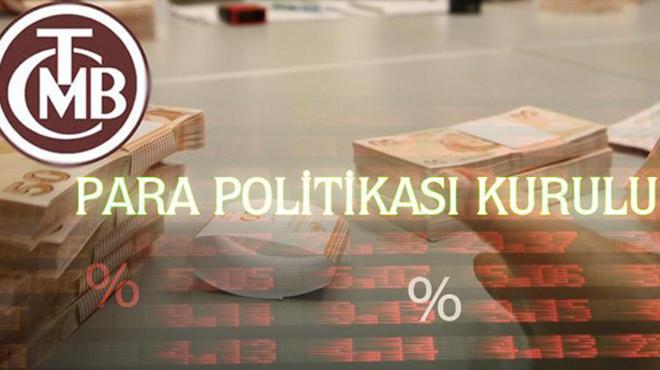 Reuters Anketi: TCMB'nin politika faizini 150 puan indirmesi bekleniyor