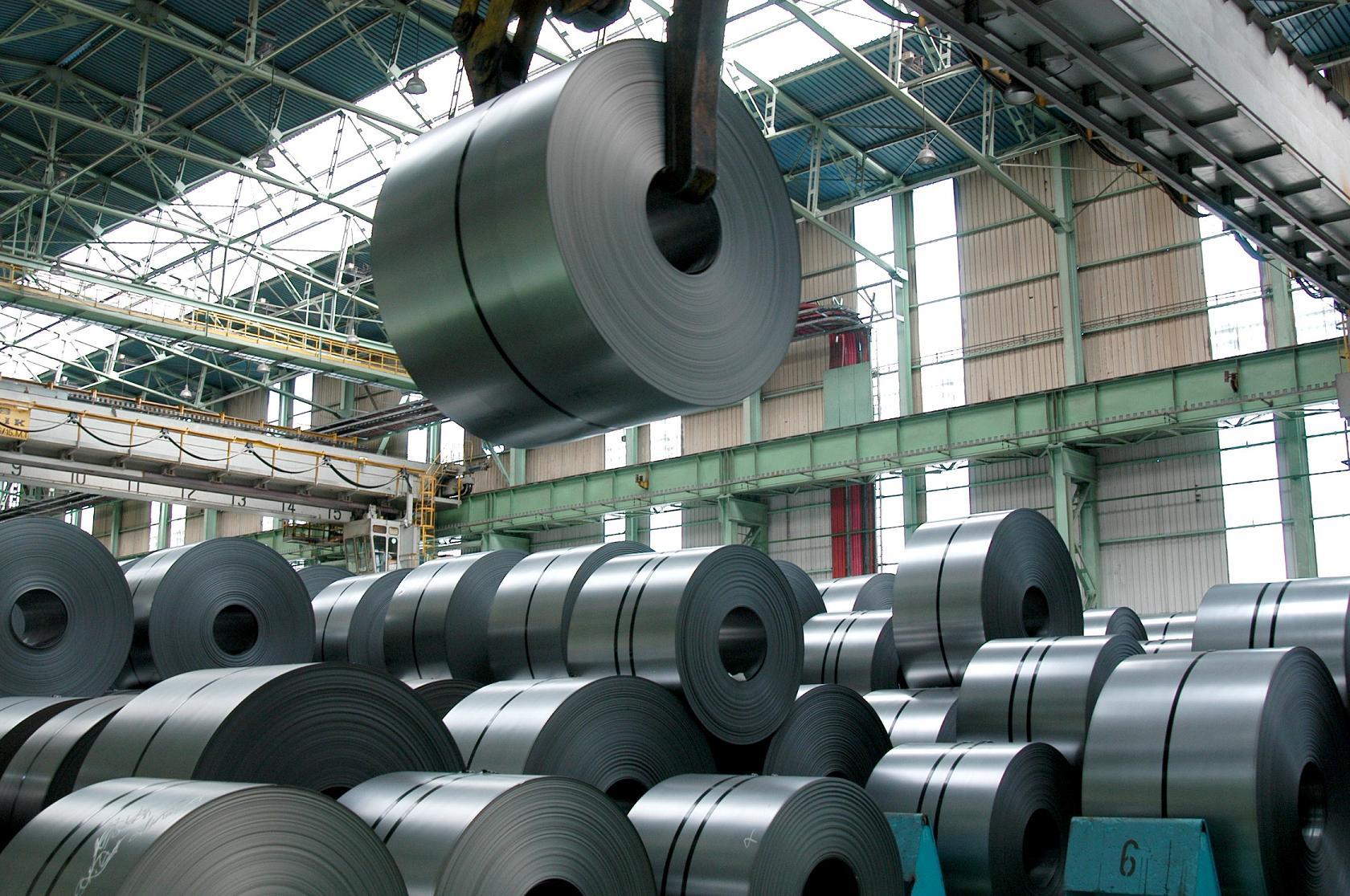 AB'den çelik ürünlerimize anti-damping vergisi…