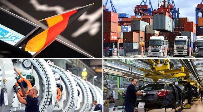 Almanya ekonomisi beklentilerin üzerinde büyüdü