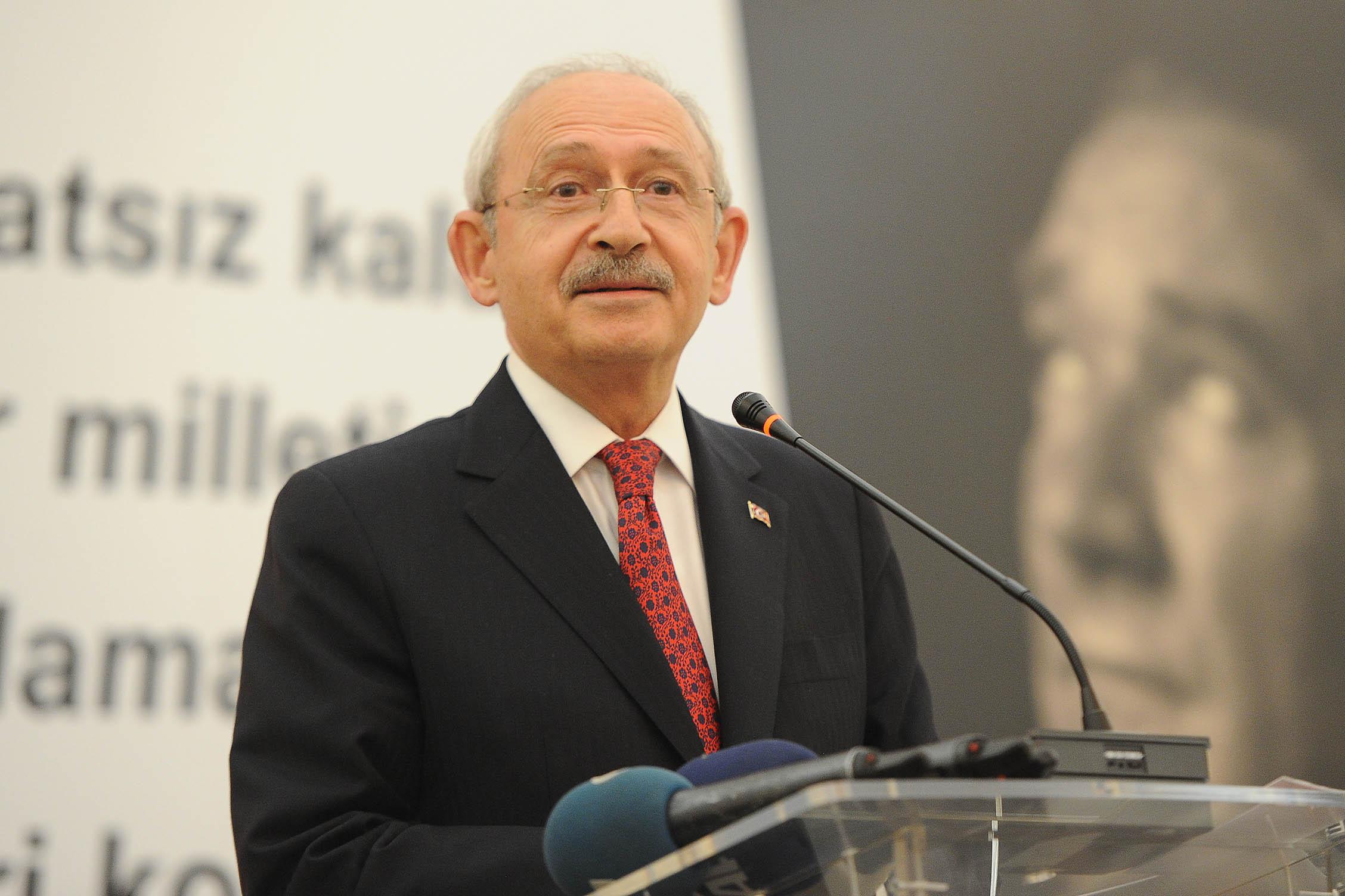 """Kılıçdaroğlu: """"Bu YEP çöküşün itirafı"""""""