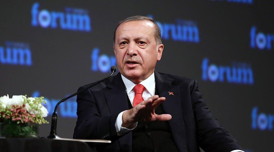 Erdoğan: İş Bankası Hazine'ye ait olacaktır, CHP'ye değil!