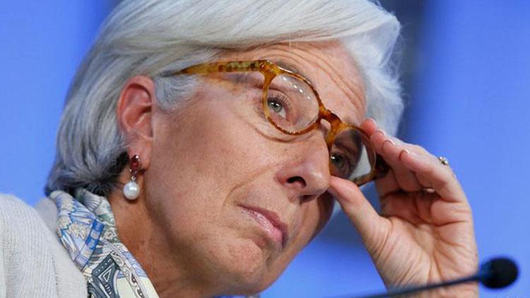 Lagarde global ekonomi için ağır risklere karşı uyardı