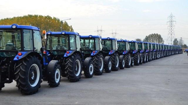 Türk Traktör'ün toplam satış hacmi yüzde 62 büyüdü