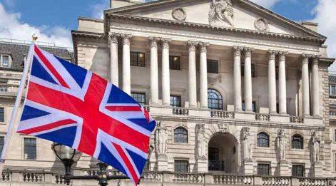 İngiltere Merkez Bankası Brexit'i Bekliyor