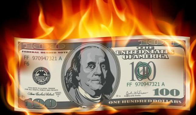 Vee.. Dolar 7 TL sınırını aştı!!