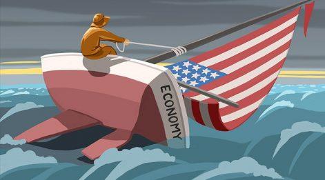 Amerikan ekonomisini sert bir iniş mi bekliyor?