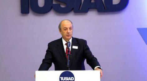 TÜSİAD: Ekonominin düzelmesi için hukuk ve adalet sisteminin düzelmesi gerekiyor