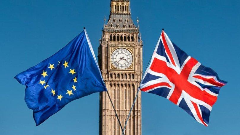 Brexit ticaret anlaşmasında mutlu son
