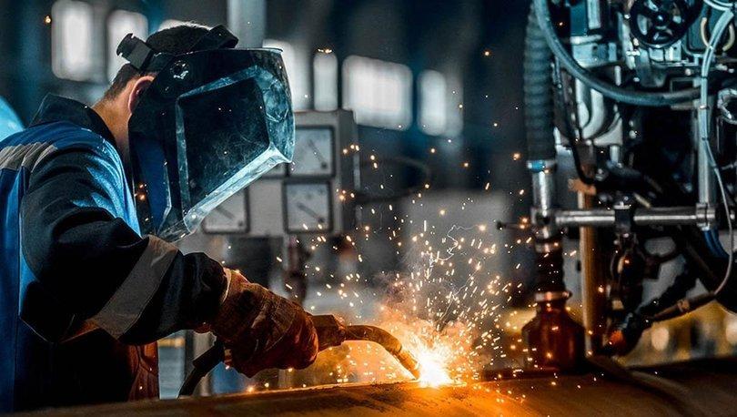 Yenilenebilir enerjiye destek imalat sanayine köstek oldu!