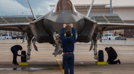 Yaptırımlar Erken Başladı; ABD, Türk Pilotlarına F-35 Eğitimini Durdurdu!