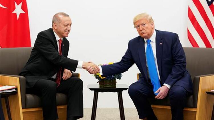 WSJ: Trump yaptırım konusunda Erdoğan'a güvence verdi