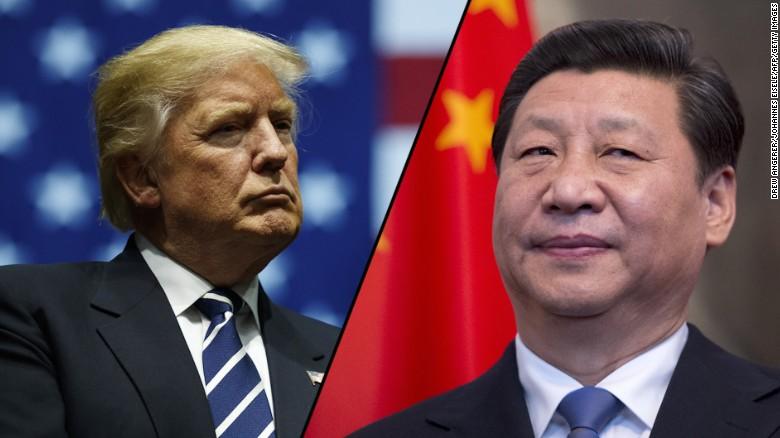 Trump: Çin'le ticaret konusunda yüzleşmek zorundayız