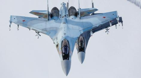 Amerika F-35 vermiyorsa Rusya Su-35 verir