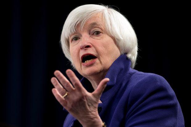 Eski Fed Başkanı Yellen'den Faiz İndirimine Destek