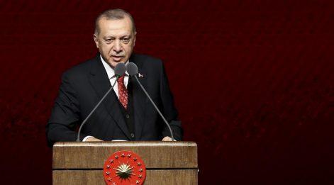Erdoğan: Fıratın Doğusu İçin ABD İle Ortak Harekat Merkezi Kurulacak