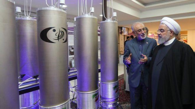 İran tansiyonu yükseliyor: Gelişmiş santrifüj çıkışı doğrulandı