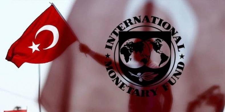 Tek çıkış yolu IMF!