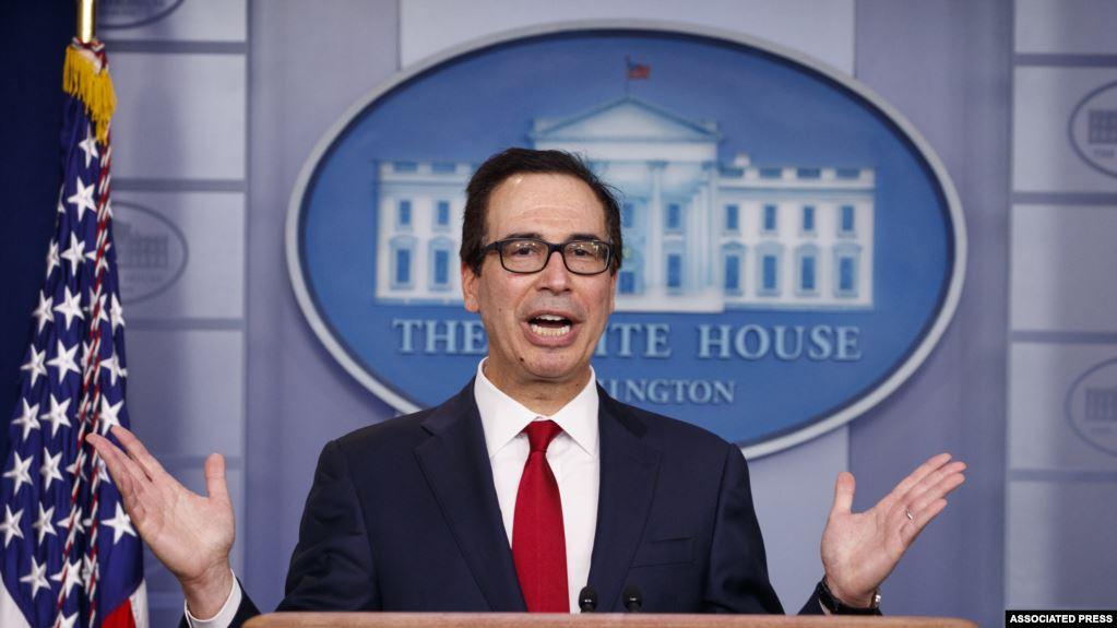 ABD Maliye Bakanı 'Türkiye'ye Yaptırımı Değerlendiriyoruz' dedi ama…