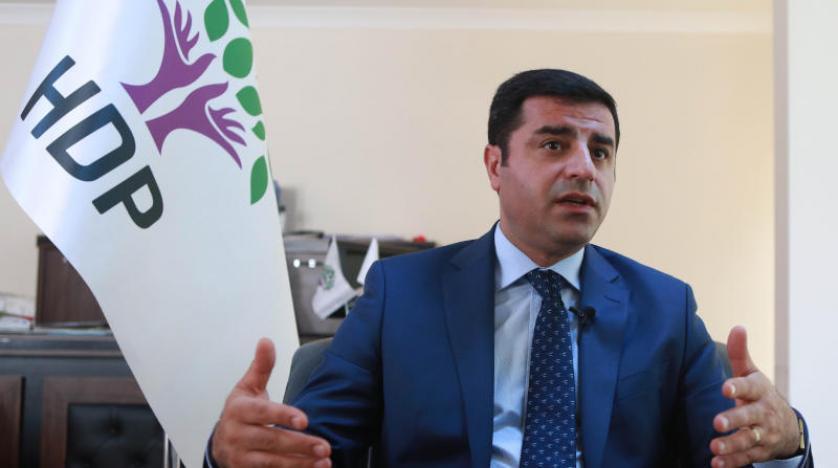 Demirtaş'ın tahliye kararına itiraz, birüst mahkemece reddedildi