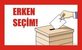 Eski AKP'li vekil: Erdoğan ve Bahçeli erken seçime gidecek