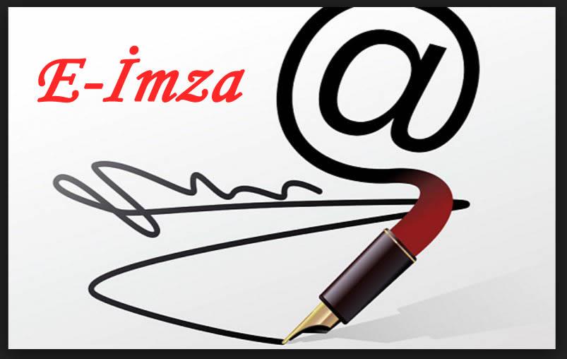 E-imza ve mobil imza 5 milyonu aştı…