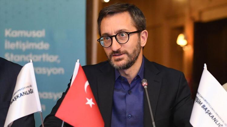Fahrettin Altun: Türk ordusu ve ÖSO kısa süre sonra sınırı geçecek