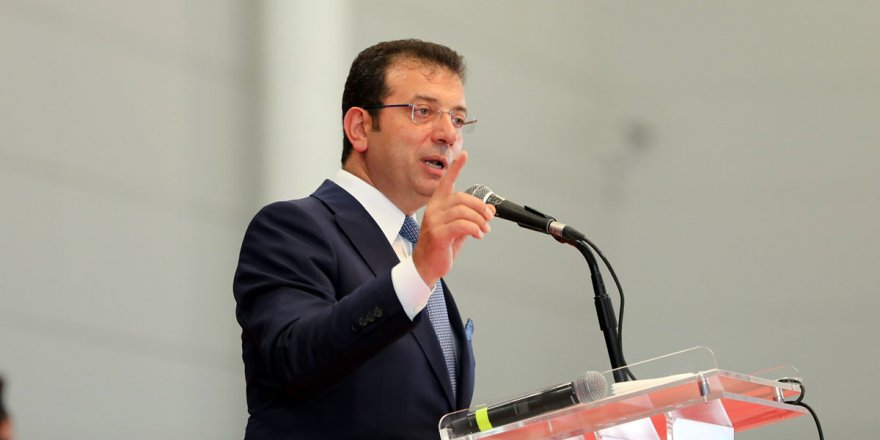 "İmamoğlu: ""Kanal İstanbul İstanbul'a İhanet Değil Cinayet, Hatta Felaket"""