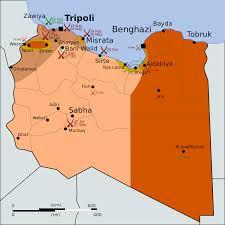 Dövizde Libya telaşı