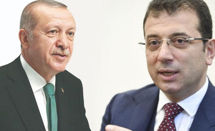 Son anketten çarpıcı sonuçlar… İmamoğlu'ndan Erdoğan'a 6,5 puanlık fark!