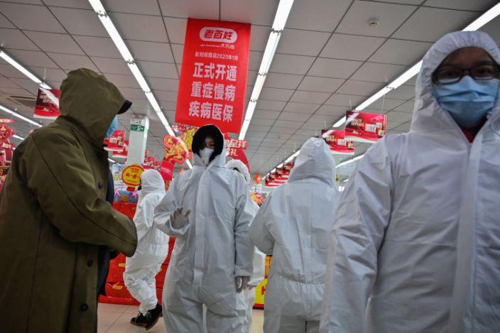 'Corona'dan ölenlerin sayısı 1018'e yükseldi; Çin'de üst düzey yetkililer görevden alındı