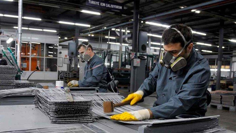 İmalat Sanayi Kapasite Kullanımı Ekim'de 0,8 puan arttı…