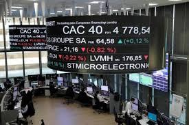 Avrupa: Daralma yavaşlıyor, Borsalar satıyor