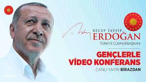 """Başkan Erdoğan'ın """"gençlerle buluşma"""" sohbetinde performansı zayıftı"""