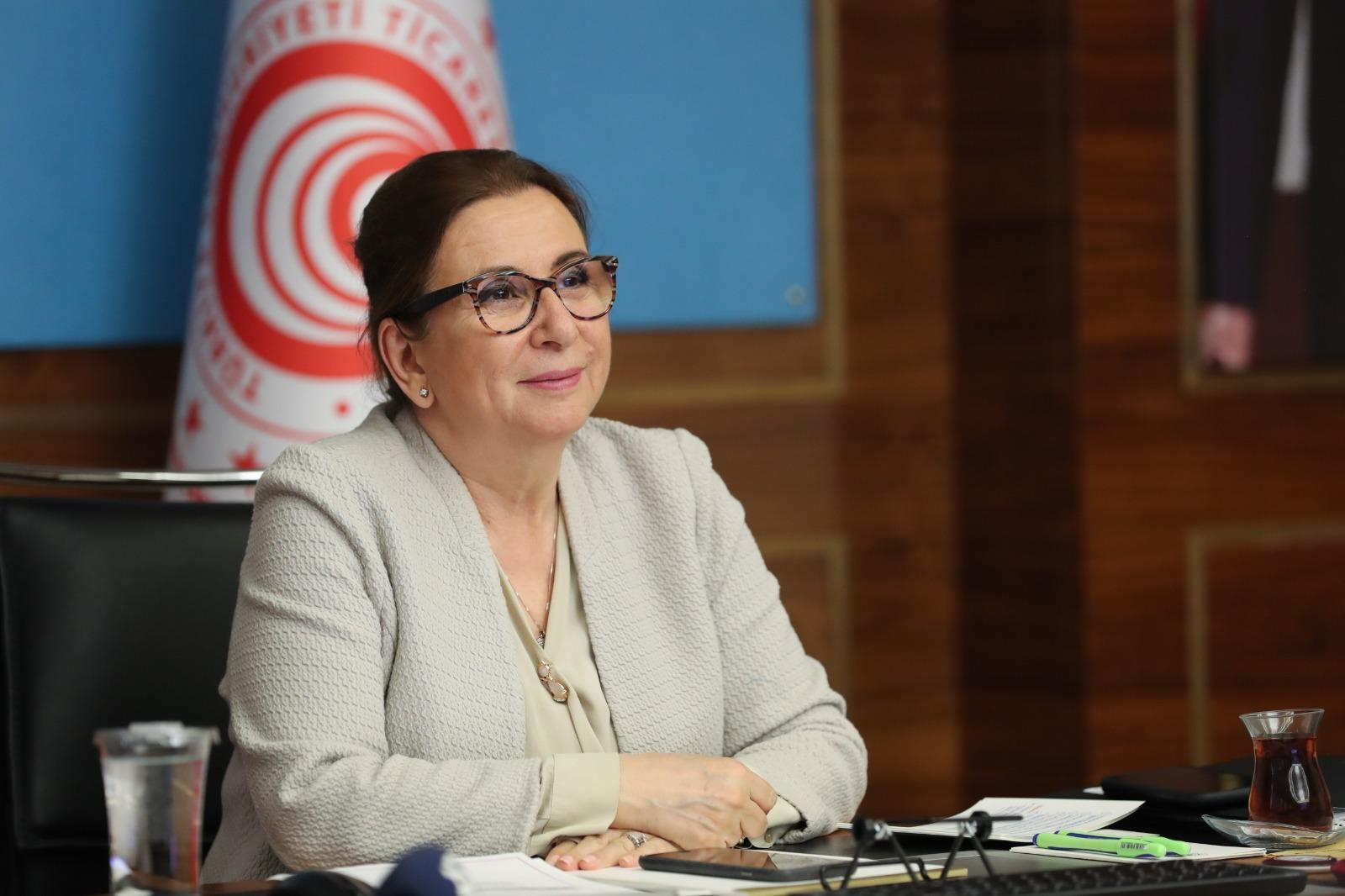 Ticaret Bakanı Ruhsar Pekcan, Temmuz ayı dış ticaret verilerini değerlendirdi