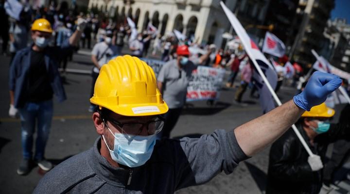 İşçiler hastalıktan kırlıyor