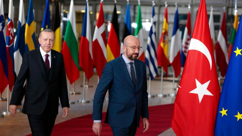 AB yönetimi 6 Nisan'da Ankara'da…