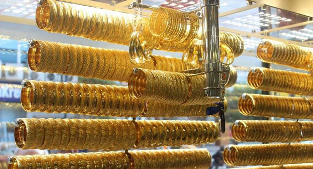 Gram altın fiyatları yılın en yüksek seviyesine ulaştı