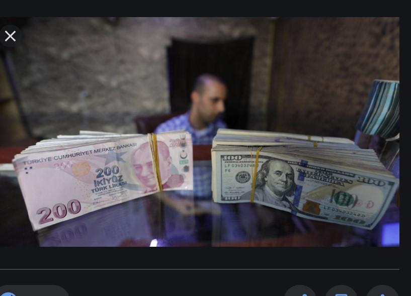 Investing:  TL Gelişen Piyasalar'da en çok değer yitiren para birimi