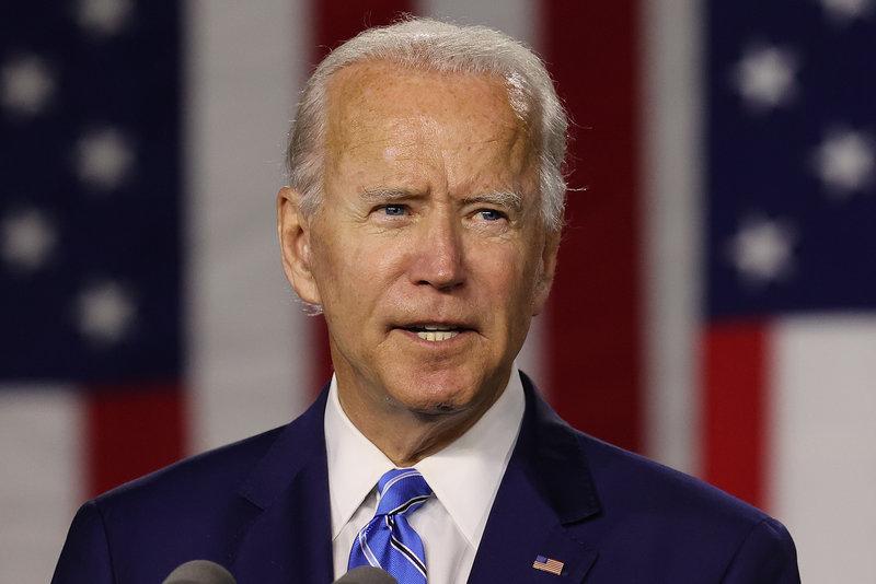 ABD nüfusunun yarısından fazlası Biden'dan memnun