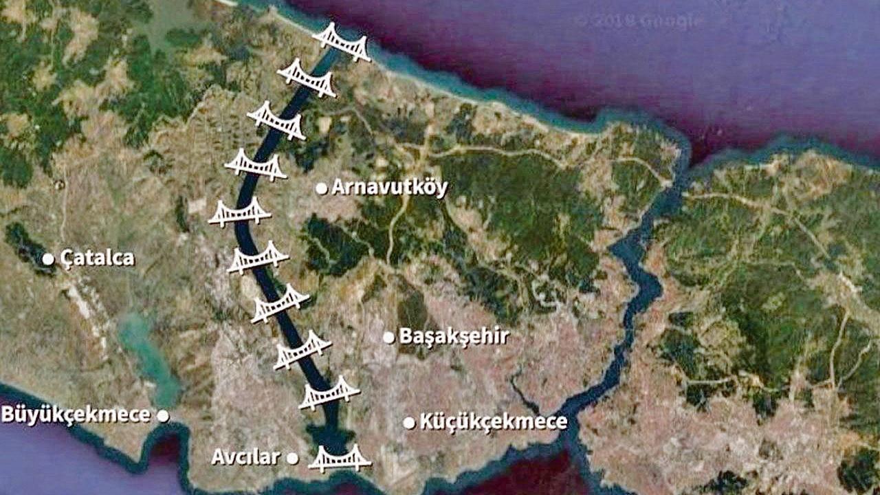 Kanal İstanbul için Çinli şirketler ihaleye hazırlanıyor