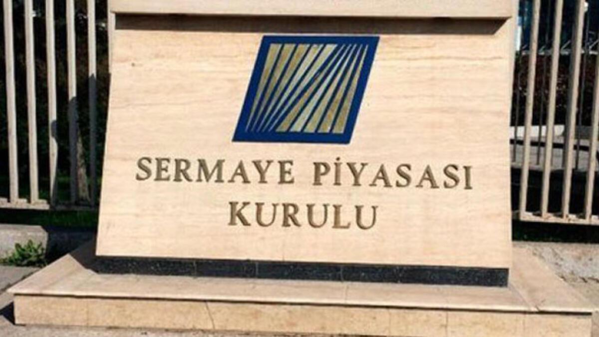 Sermaye Piyasası Kurulu'ndan 26,4 milyon lira idari para cezası
