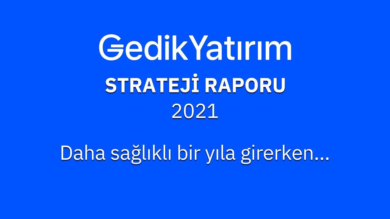 Gedik Yatırım Strateji Raporu: TL'de zayıf seyir devam edebilir!