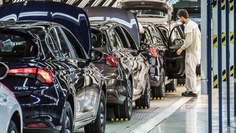 Ocak-Mart Döneminde Otomotivde Üretim Yüzde 1 Arttı, İhracat Yüzde 6 Azaldı!